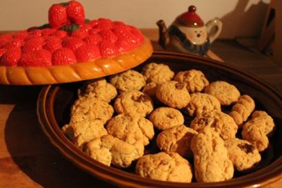 biscotti di tahin