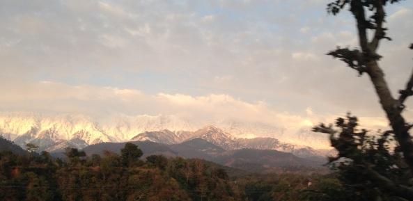 Ai piedi del gigante: vi presento l'Himalaya