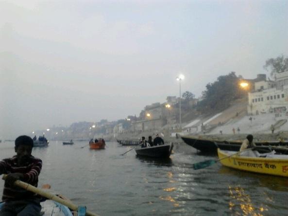 nottura a Benares