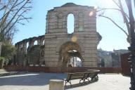 anfiteatro :sito più vecchio di Bordeaux