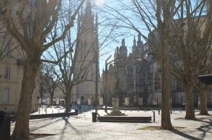 St André e la torre di Pey-Berland