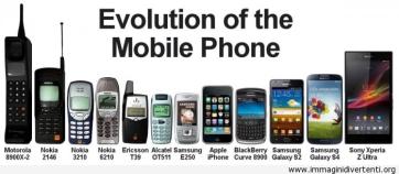 levoluzione-del-telefono-mobile